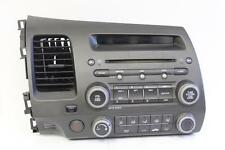 2006-2011 HONDA CIVIC RADIO STEREO MP3 CD PLAYER 39101-SNA-A030-M1