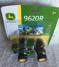 John Deere 9620R FWD With Triple All A Round In 1/64 Scale Just Out Nice