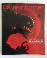 New Game Informer Feb 2014 Evolve #250 The Creators of Left 4 Dead Unleashed
