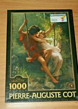 1000 jigsaw puzzle: SPRING Pierre-Auguste Cot,  Brand NEW