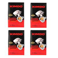 72 pods Kimbo Espresso Napoletano Italian Coffee Espresso 4x18 Pods E.s.e. 44mm