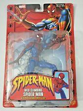 Web climbing spiderman Toy Biz Marvel Legends