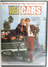 Used Cars ~ Kurt Russell ~ 1980 ~ American Satirical Black Comedy ~ Movie DVD
