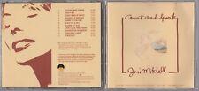 Joni Mitchell - Court and Spark CD ASYLUM ELEKTRA E2 1001