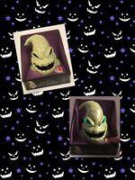 New Nightmare Before CHRISTMAS Oogie Boogie Mist Maker Lights Sound Halloween