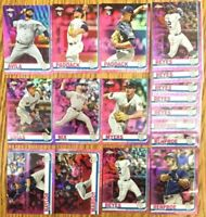 2019 Topps Pink Chrome San Diego Padres Lot Of (17) Chris Paddack RC & More!