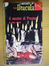 Il mostro di PrestonDave MaxERP 1962i racconti di dracula38horror castello