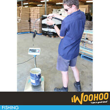Whipstik Fishing Rod 4ft 3-6kg Composite Blanks Ceramic Guide Graphite Seat