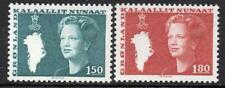 GREENLAND MNH 1982 Queen Margrethe and Map of Greenland