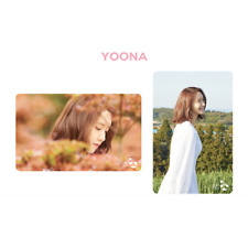 YOONA - KOREA TRANSPORTATION CASHBEE CARD SM OFFICIAL SNSD