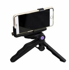 Mini Portable Folding Tripod Stand Support for Camcorder phone DSLR LED light