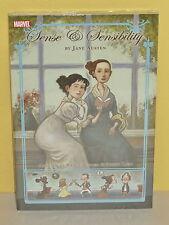 SENSE & SENSIBILITY HC - Nancy Butler SONNY LIEW - Marvel Illustrated SEALED