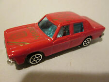 Tin Toys W.T. WT Summer Red Toyota New Crown Royal Saloon Car #S687 HK (Minty)