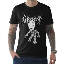 Black Metal Groot Funny T-Shirt, Guardians of the Galaxy Tee