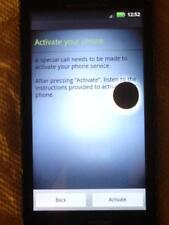 Motorola Droid X MB810A - Black (Verizon) Smartphone