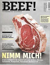 BEEF! Nimm mich! Nr. 27 Ausgabe 3/ 2015 Neuwertig