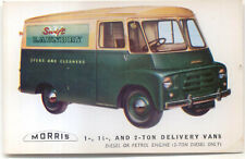 More details for morris commercials ld delivery van factory issued postcard