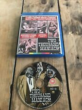 Two Thousand Maniacs Blu Ray