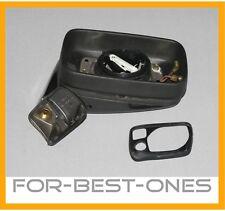 Glace polie miroir Extérieur Chrome Argent pouvant être chauffé clk slk A-Classe à gauche côté conducteur