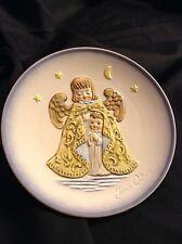 Janet Robson Goebel 1981 Christmas Commemorative Plate Third Edition