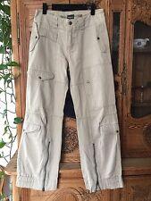 Pantalon femme Pepe jeans Taille 42, multiples poches presque jamais porté