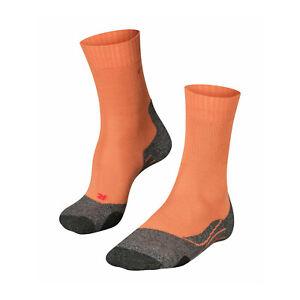 Falke Socken TK2 Trekking Damen Orange