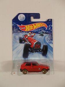 Hot Wheels 1/64 2014 Holiday Hot Rod Volkswagen Golf