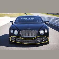 Bentley Continental Gt Chrome Front Bumper Grill Set