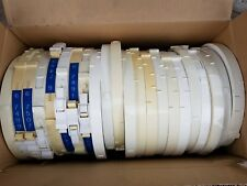 MAGNETIC TAPES 9-TRACK PDP-11 VAX IBM SUN 6250 6250 BPI (QTY = 5 TAPES)
