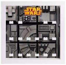 Lego Minifigura Vitrina Marco Star Wars Minifiguras