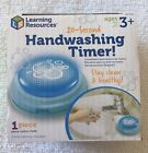 Learning Resources Kids 20-Second Handwashing Timer, Stay Clean and Healthy NIB