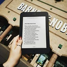 "Barnes & Noble NOOK GlowLight Plus eReader - 7.8"" - 8GB BNRV700 Waterproof"