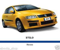 DVD MANUALE OFFICINA FIAT STILO 1.2-1.4-1.6-1.8 16V - 2.4 20V -1.9 JTD 8V-16V