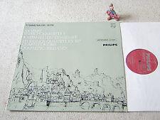 MOZART Streichquartette KV 387 & 421 QUARTETTO ITALIANO NL LP PHILIPS 839604 DXY