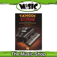 New Tangos for Accordion Music Book - Accordion Songbook