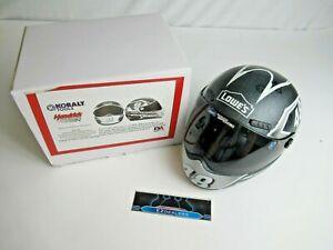 NASCAR Jimmie Johnson #48 Hendrick Motorsports Kobalt Tools Replica Mini Helmet