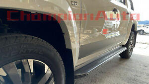 SsangYong Musso / Musso XLV Dual Double Cab 4 DOORS Side Steps 2019 2020+(XRB)