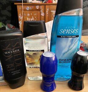 Avon Mens Shower Gift Set
