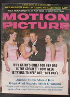 Motion Picture Magazine January 1970 Paul McCartney Lennon Sisters