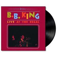 B.B. KING Live At The Regal Vinyl Lp Record 180gm NEW Sealed