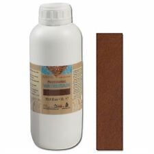 ECO - FLO PROFESSIONAL LIGHT BROWN LEATHER WATER STAIN  - 33.8oz/ 1 L bottle