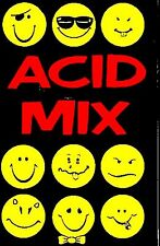 CAS - ACID MIX (VARIOUS MIXED BY: CASTELLS / PERET (SPAIN ONLY SUPER OFFER) MINT
