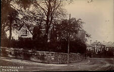 Merthyr Tydfil. Penydarren Road.