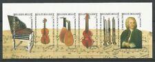 Belgique 2000 B 35 ** non dentelé Musique Instruments Clavecin Violon Luth Viole