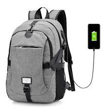 Men's Backpacks Large Capacity Laptop Notebook Rucksack for Women Back Pack Bag