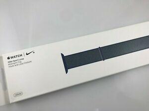 Original Genuine Apple watch Band Nike Sport loop 38mm 40mm Midnight Fog RARE