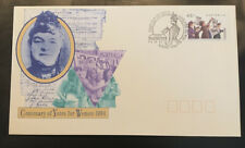1994 Centenary Of Votes For Women Australian Fdc Adelaide Sa
