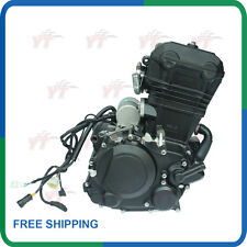 Shineray 250CC engine, 4 valves 250cc engine, motorcycle engine with engine kit