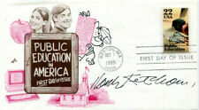 AUTHENTIC Hank Ketcham signed FDC