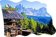 Südtirol Italien Fridge Magnet Flagge Fahne Epoxid Reise Souvenir